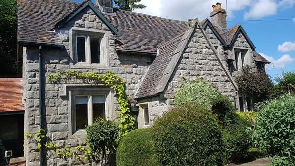 Rowling's childhood home