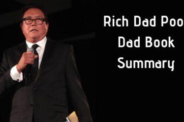 Rich Dad Poor Dad Book Summary-min