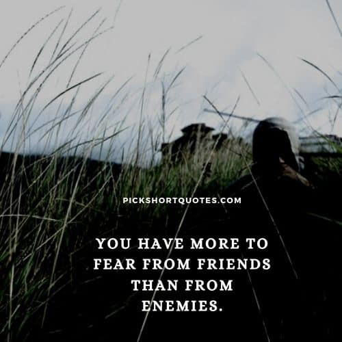 48 laws of power quotes on enemies