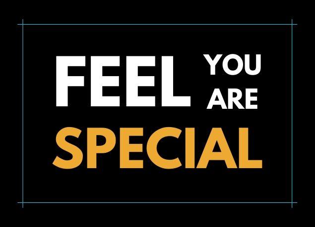 Feel Special, Steve Jobs