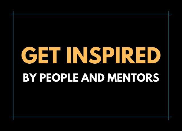 Get Inspired, Steve Jobs