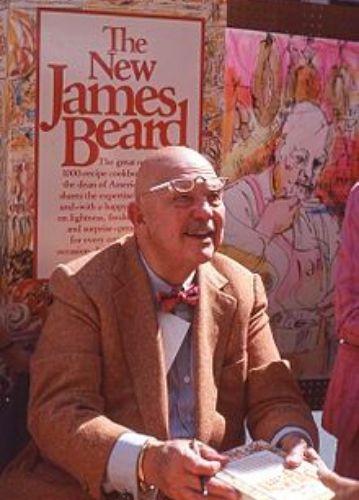 James Beard in 1981
