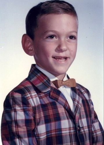 Mitch Albom Childhood image