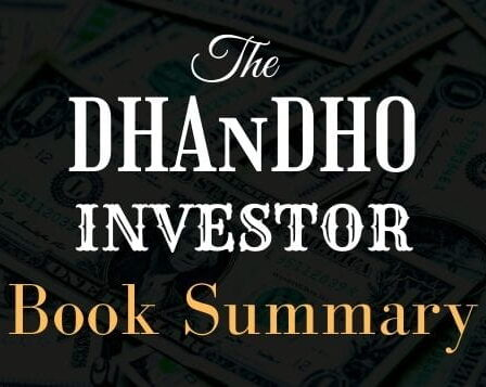 Dhandho Investor Book Summary
