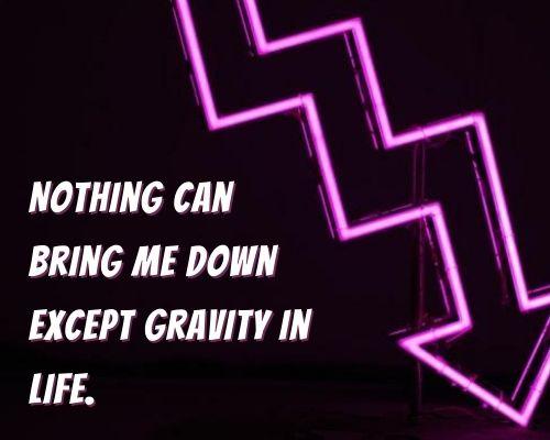 attitude quotes on life