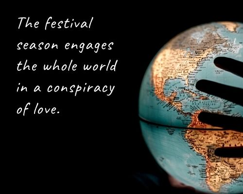 festival quotes