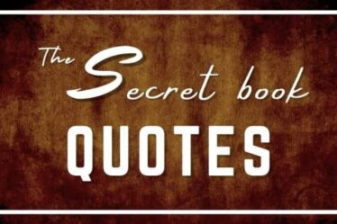 the secret book quotes