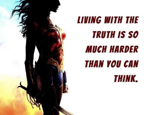 inspiring wonder women quotes