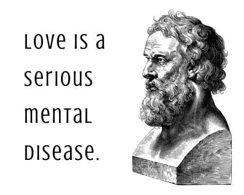 plato quotes on love