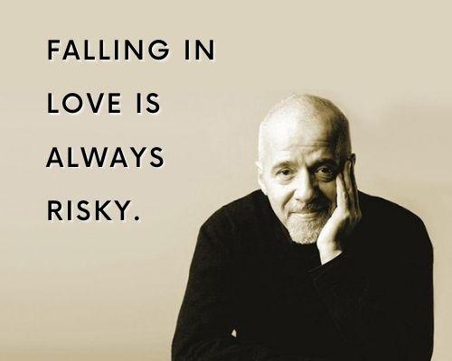 paulo coelho quotes on love