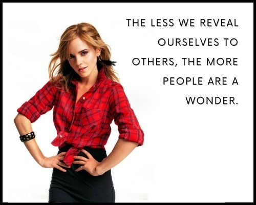 famous quotes by emma watson