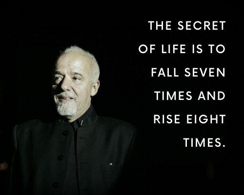 paulo coelho quotes on life