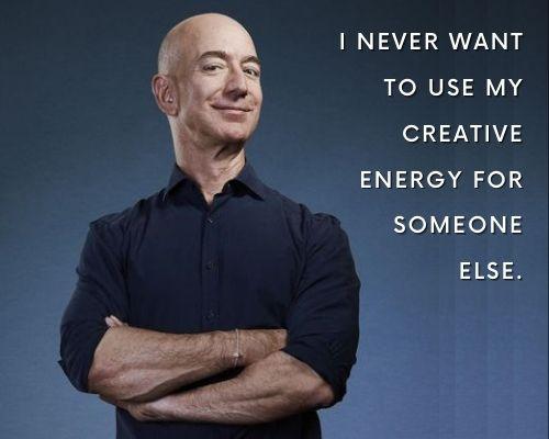 Famous Jeff Bezos Quotes