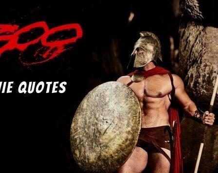 300 Movie Quotes