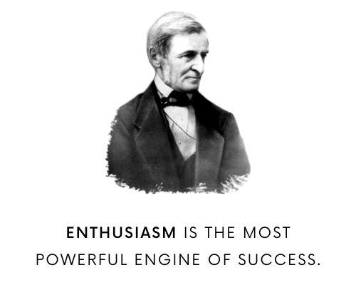 Ralph Waldo Emerson Quotes on Success