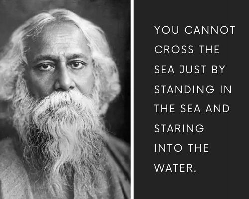 Famous Rabindranath Tagore Quotes