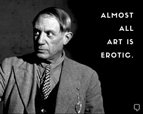 Pablo Picasso Quotes on Art