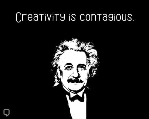 Albert Einstein Quotes on Creativity
