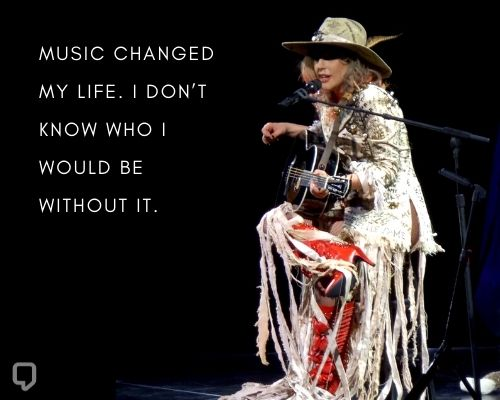 Lady Gaga Quotes About Music