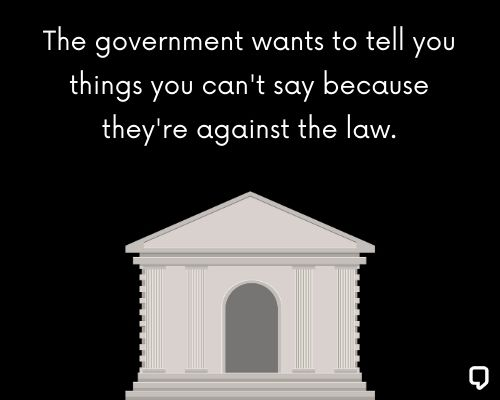 george carlin quotes on government