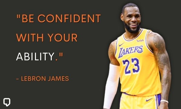LeBron James Quotes on Success