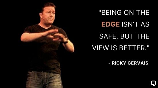 ricky gervais quotes
