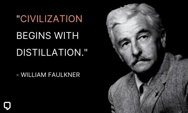 william faulkner quotes on civilization