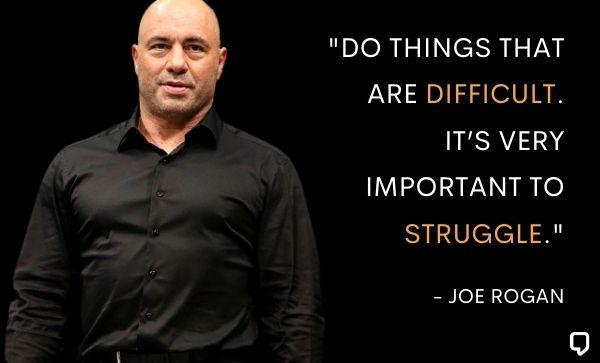joe rogan motivational quotes