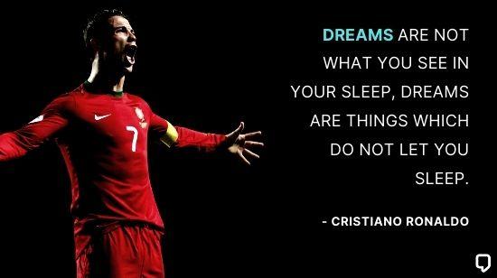 cristiano ronaldo motivational quotes