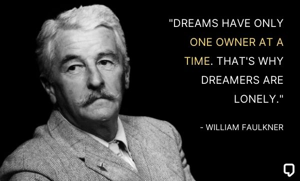 william faulkner quotes about time