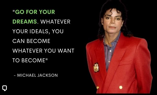 michael jackson quotes about life