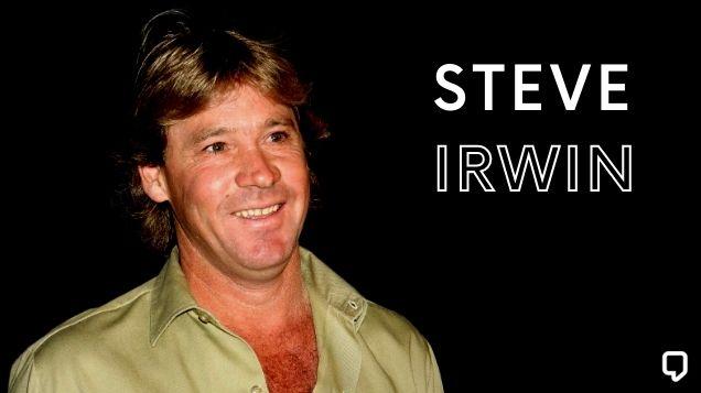 steve irwin quotes