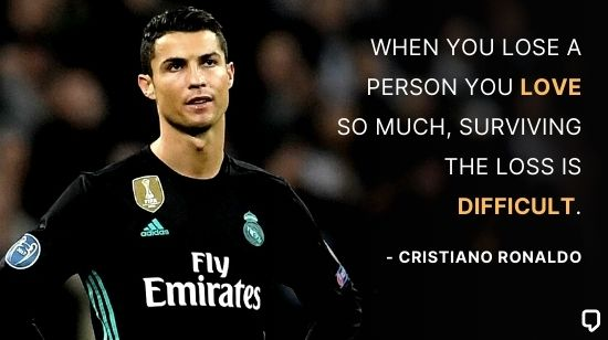 quotes about cristiano ronaldo