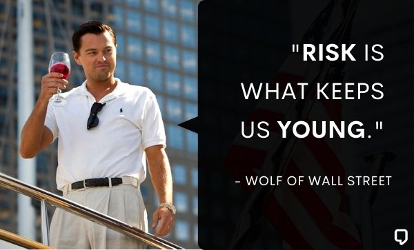 The Wolf of Wall Street Quotes from movie