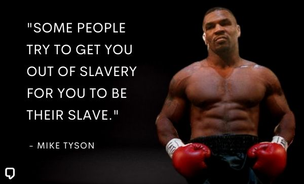 Best Mike Tyson Quotes Quotes