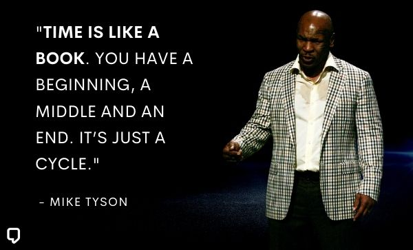 Famous Mike Tyson Quotes