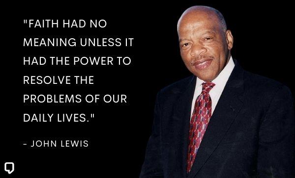 quotes of john lewis
