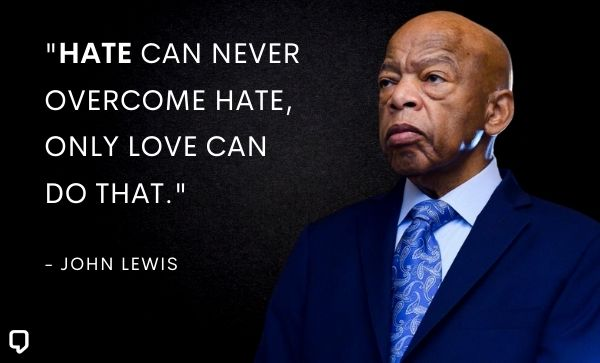 John Lewis Quotes On Love