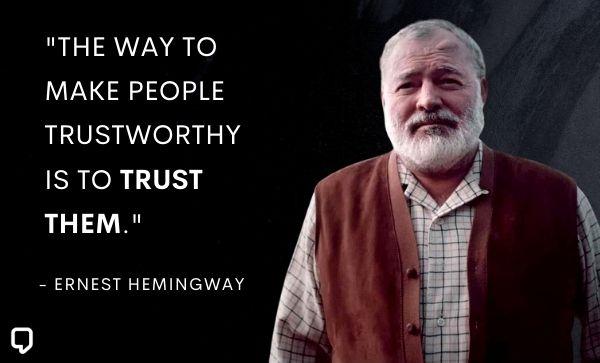 best Hemingway quotes
