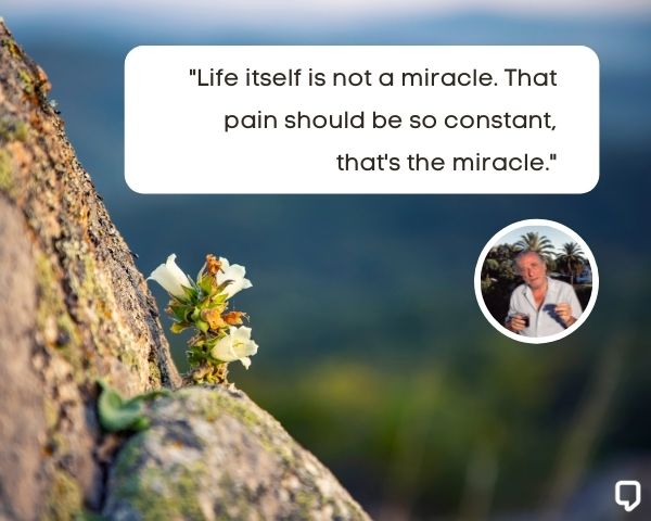 Charles Bukowski Quotes on Life