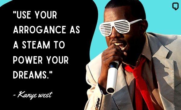 Kanye West Motivational Quotes