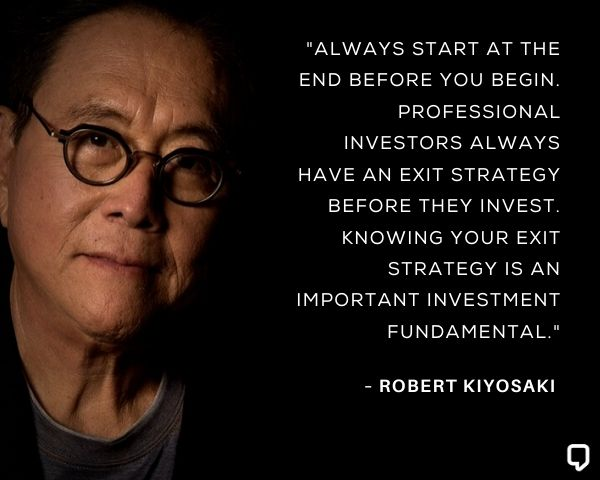 Robert Kiyosaki Stock Market Quotes