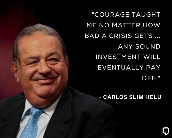 Carlos Slim Helu Stock Market Quotes