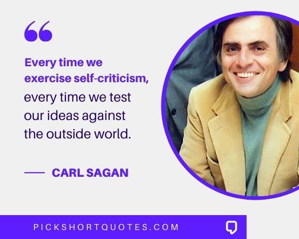 best carl sagan quotes