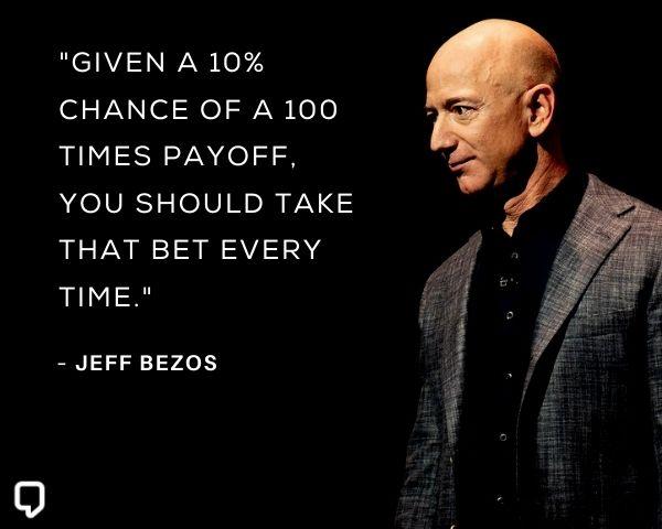 Jeff Bezos Stock Market Quotes