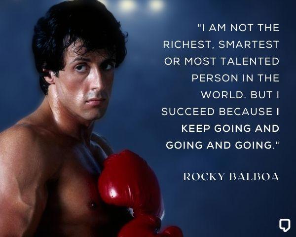 rocky balboa movie quotes