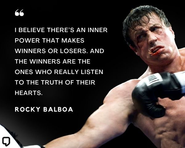 rocky inspirational quotes