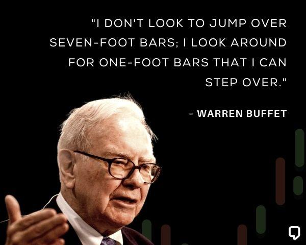 Warren Buffet Stock Market Quotes