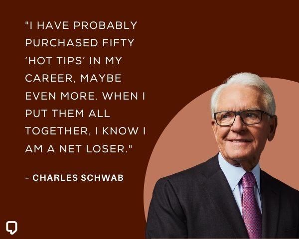 Charles Schwab Stock Market Quotes