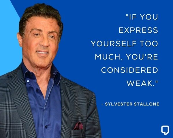 famous Sylvester Stallone Quotes
